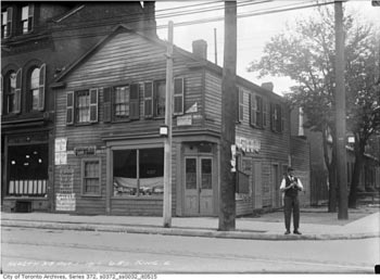 Corktown old photo